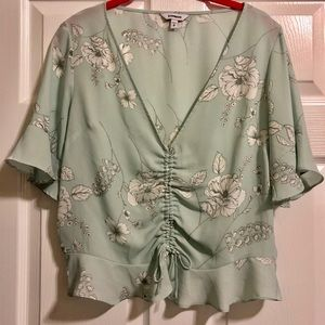 Express blouse. M.